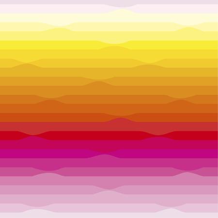 segmentar: Patrón sin fisuras. Es un segmento horizontal con una transición suave de los colores, del rosa al amarillo.