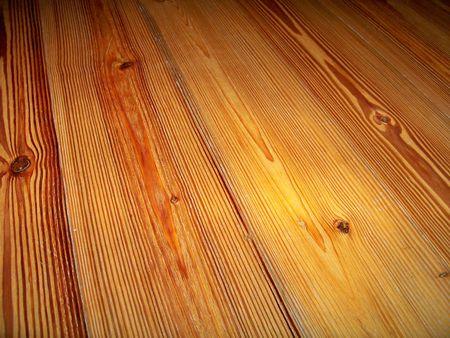 Texture d'un plancher en bois poli Banque d'images - 5613583