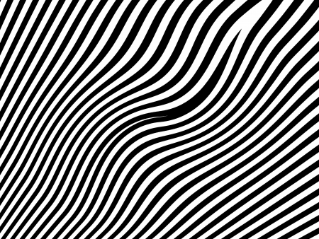 Black and white zebra stripes background Standard-Bild