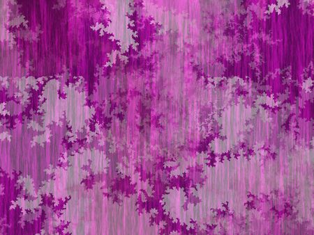 Violet or purple fractal abstract textured background Stock Photo - 6095906
