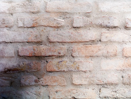 New brickwall close up Stock Photo - 9389906