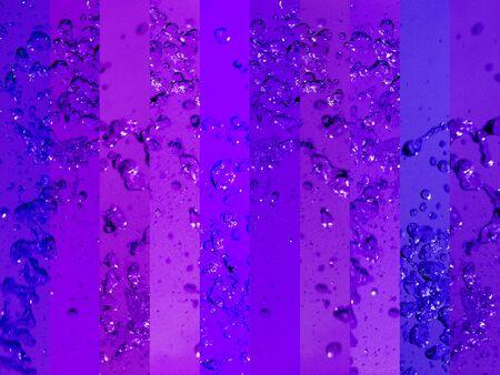 transmute: La intensa energ�a aguas profundas en el fondo violeta de la transmutaci�n o alquimia