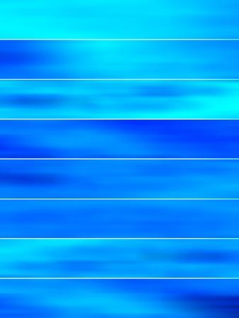 Vibrant brouille turquoise de l'eau de mer dans les milieux bannières Banque d'images - 11988943