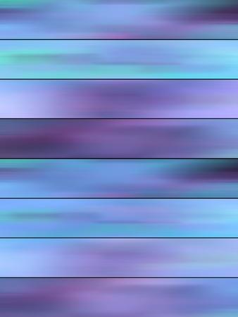 Violet et bleu bannières brouille milieux d'animer Banque d'images - 12019650