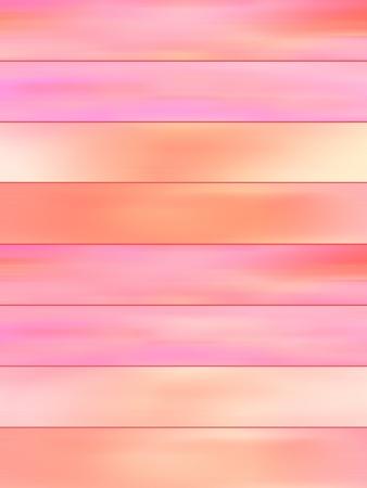 Rose tendre et orange clair floues milieux bannières Banque d'images - 12020132