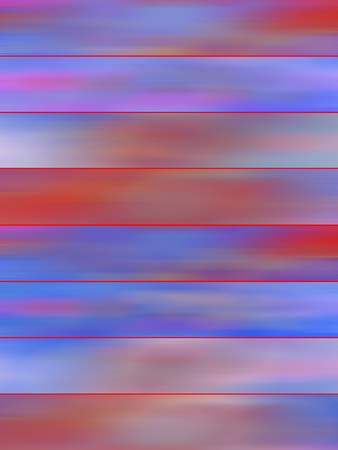 Blue and red blurred backgrounds serie Stock Photo - 12020205