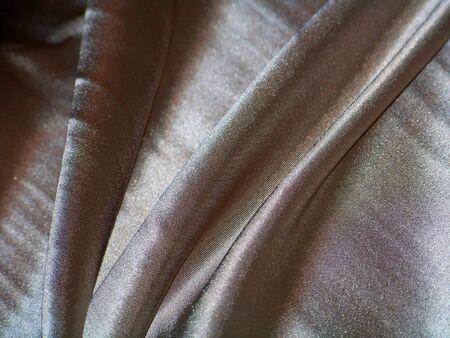 tissu or: Drap d'or brillant textile partie de fond Banque d'images