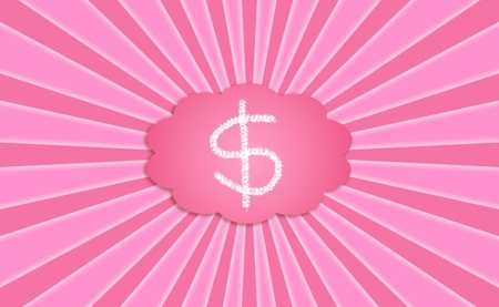 idealized: Love positive thoughts about money