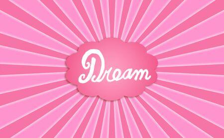 simetric: Dream in love, romantic valentine backdrop in pink tones