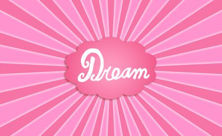 magentas: Dream in love, romantic valentine backdrop in pink tones