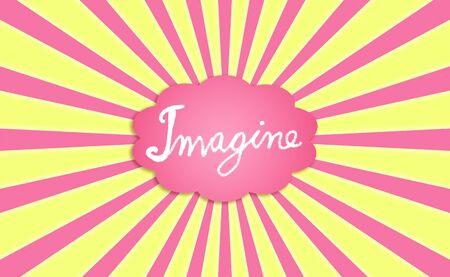 Imagination, imagine, imagining Stock Photo - 12126874