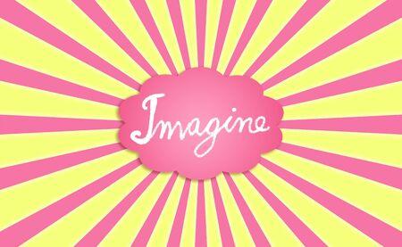 Imagination, imagine, imagining Stock Photo - 12126874