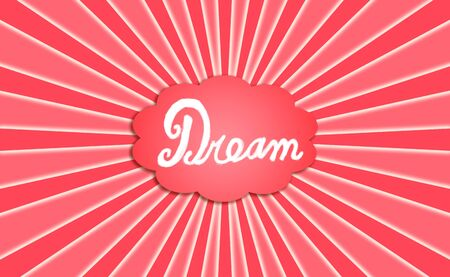 Love dream romantic abstract valentines background photo