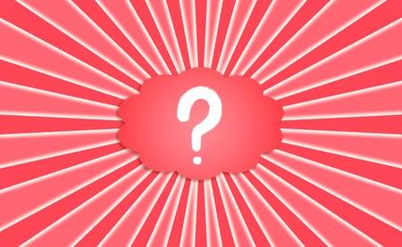 Questions. Banque d'images - 12426887