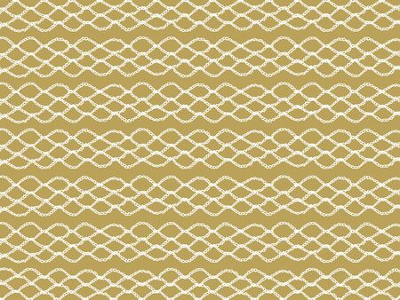 sophistication: Old crochet texture isolated on beige background