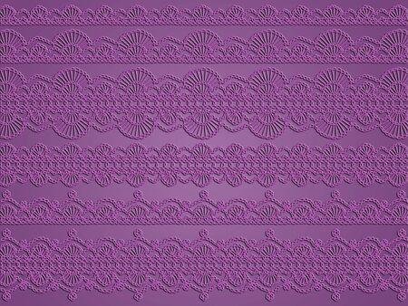 fondos violeta: Elegante paño de tela vintage en color morado con cordones sobrios ebay como fondo