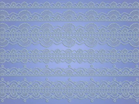 Soft cold glossy wallpaper in lavender light blue