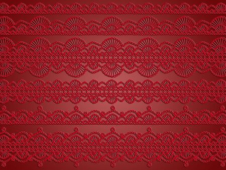 translucent red: Elegance in romantic sophisticated red Xmas background
