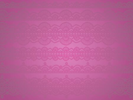 picots: Old pink soft elegant wallpaper pattern