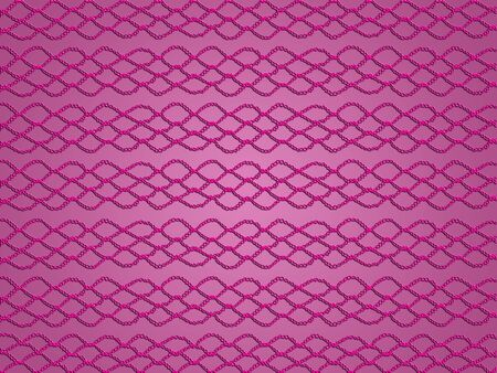 Femenine soft delicated background with crochet grid photo