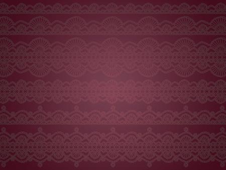 digitals: Dark purple elegant background or wallpaper with vintage patterns