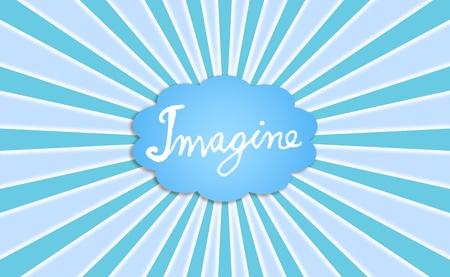 simetric: Imagination, dream, dreams, imagine, dreaming, blue