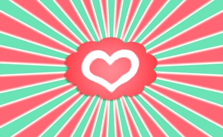 Heart  background photo