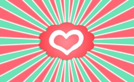 Heart  background Stock Photo - 12808177