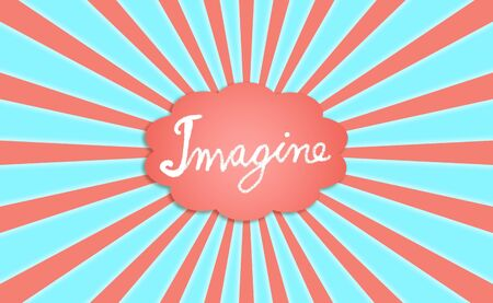 Imagine  radial photo