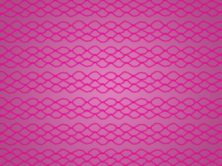 sofisticated: Pink crochet web over lighter background