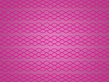 Pink crochet web over lighter background Stock Photo - 12808009