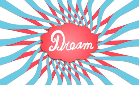 rotations: Red, cloud, dream, swirl, background, concept, rotation