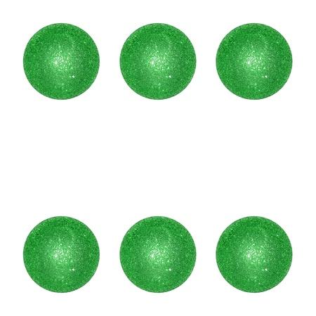 Six, results, gaming, winning, points, green, festive, balls photo