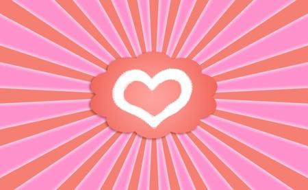 simetric: Dreams of love, romanticism, cloud