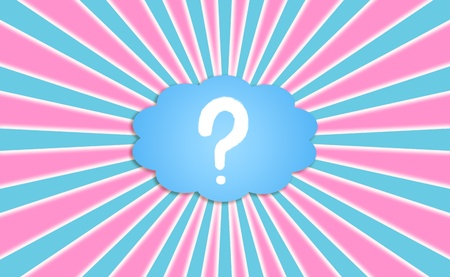Question, cloud, ask, answer, sign, signs, concept Stock Photo - 13065158