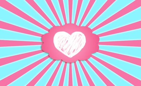 Love, heart, feel, feelings, cloud, background Stock Photo - 13065137