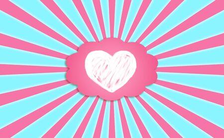 Love, heart, feel, feelings, cloud, background Stock Photo - 13065137