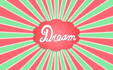 simetric: Dream, union, unity, love, cloud, dream, dreaming, xmas Stock Photo