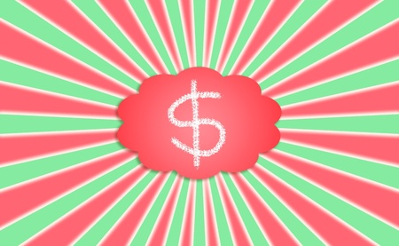 Money, xmas, dollars, abundance, prosperity, energetic, energy, power, powerful Stock Photo - 13114838
