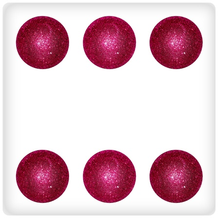 competences: Six, game, games, red, brilliant, xmas, balls