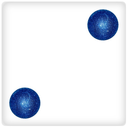 Game, blue, dice, dices, game, games, play, xmas balls photo