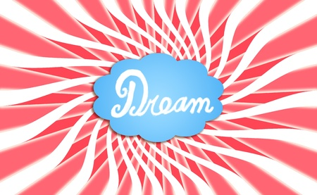 Naif, cloud, dream, background, joy, power, radial photo