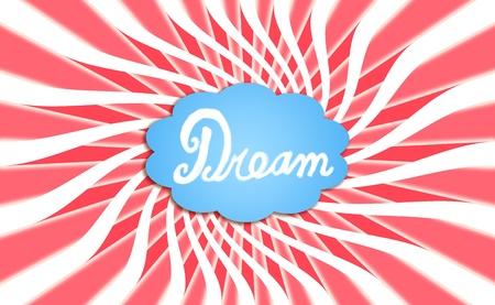 naif: Naif, cloud, dream, background, joy, power, radial