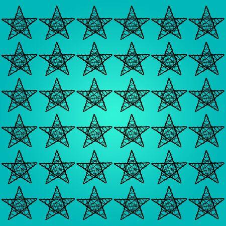 subtlety: Blue, black, star, stars, backdrop, background