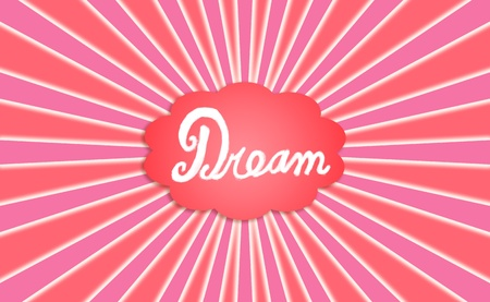 idealized: Dream, red, pink, background, concept, warm, cloud