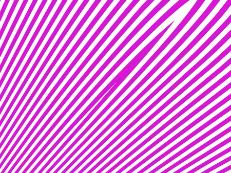 purpleish: Simple zebra pattern in purpleish pink and white as background Stock Photo
