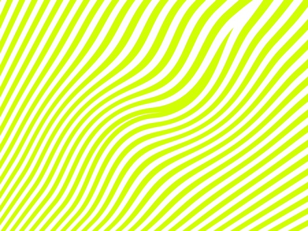 Bright eco zebra pattern texture, in lemon green and white