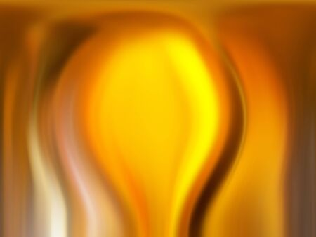Gold idea bulb in abstract blurred background Stock Photo - 13525066