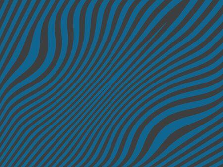 Sober grey and blue masculine zebra pattern