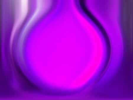 transmutation: Purple violet, drop, transmutation, alchemy, sublimation, abstract background Stock Photo